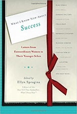 The Cover of What I Now Know About Success