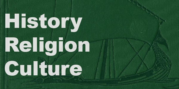 History Religion Culture wording
