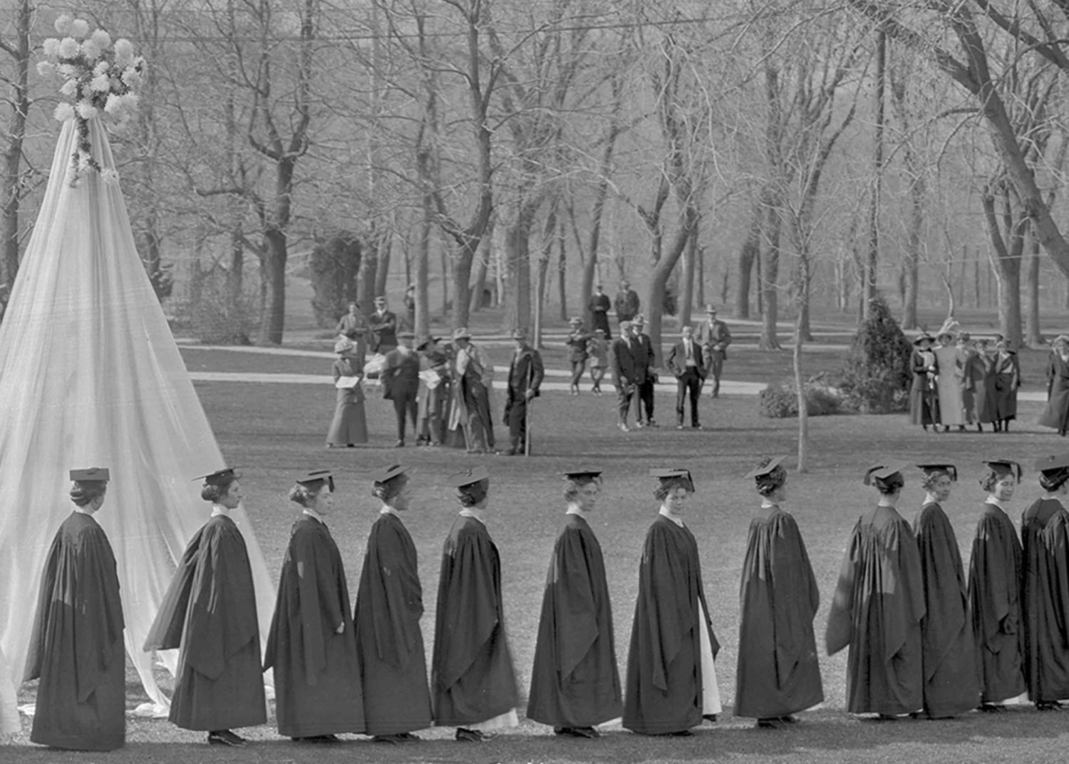 May Day Fete 1912 cropped