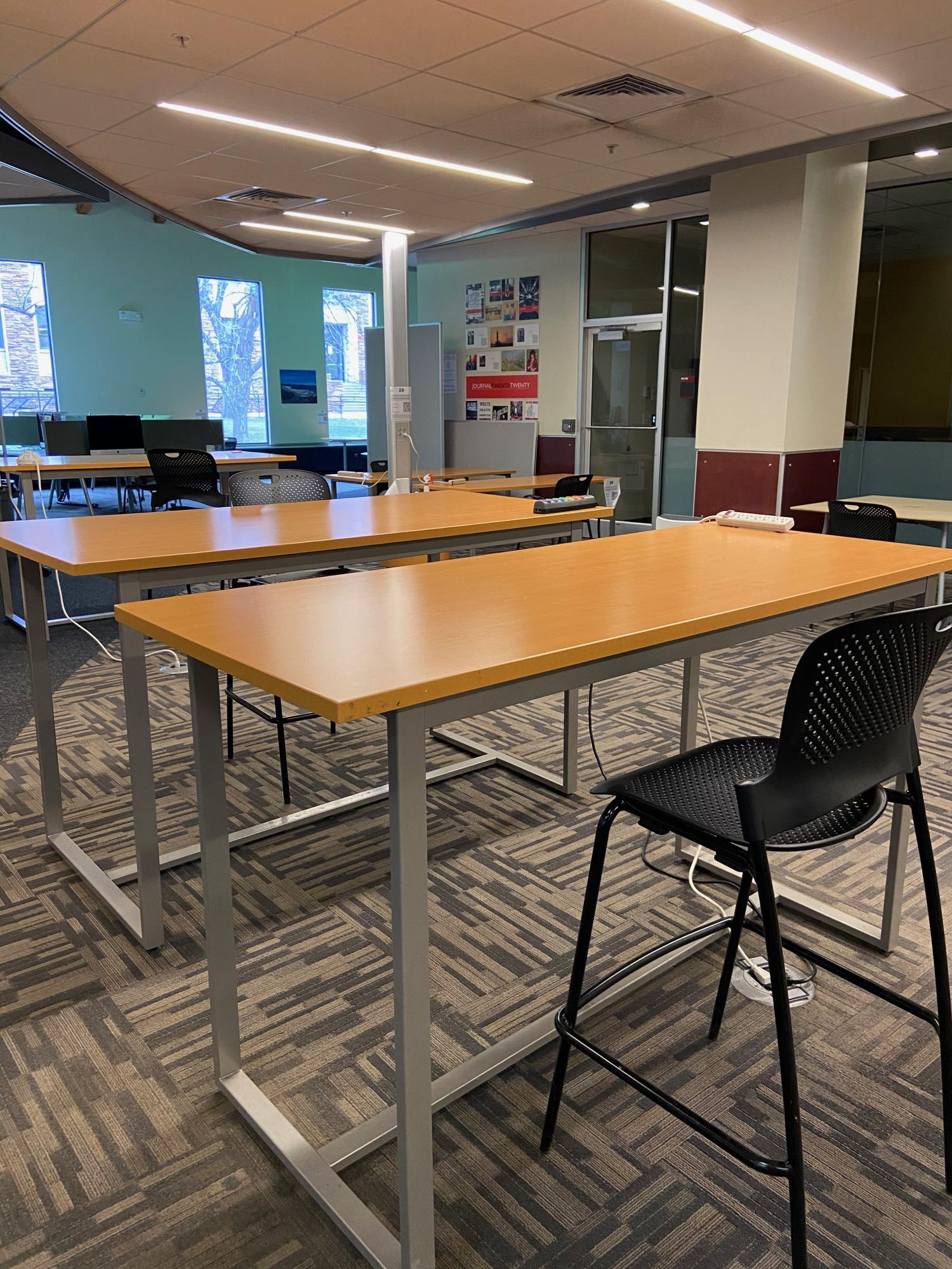 Norlin Commons high seating