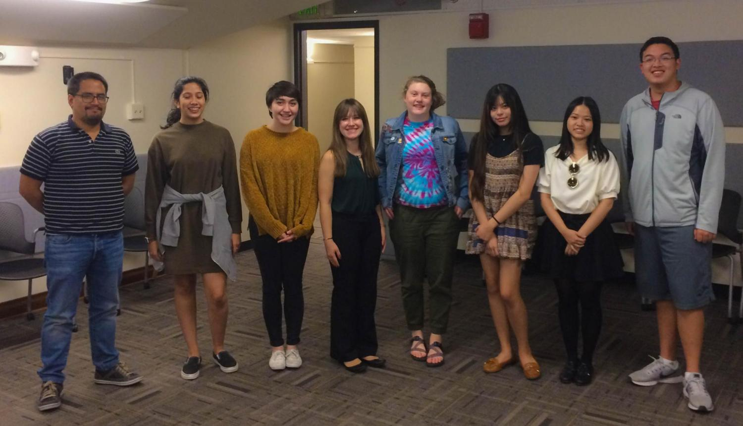 Our 2017 - 2018 Student Libraries Advisory Board