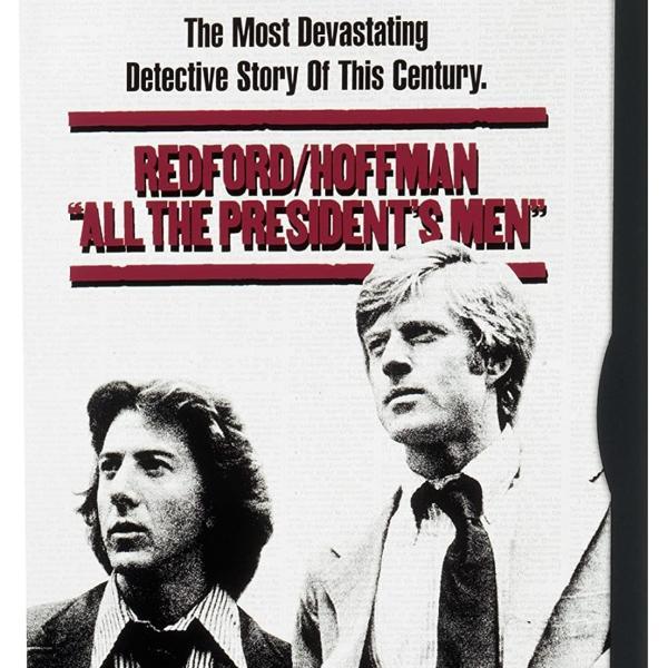 Cover for All the President's Men.
