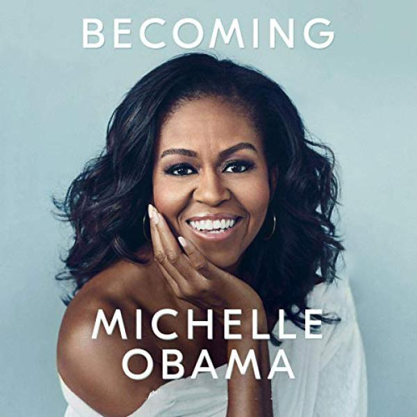 The cover of Becoming