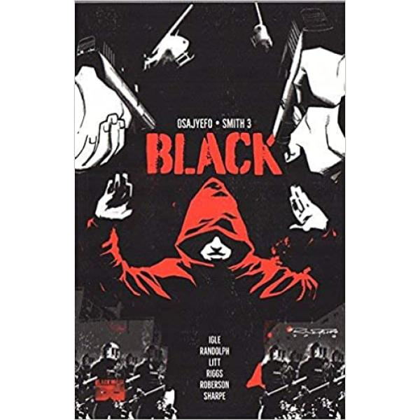 The cover of Black