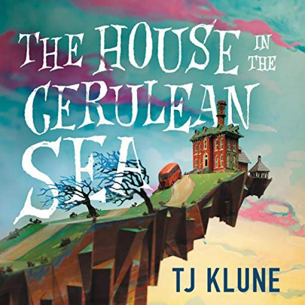 The cover of The House in the Cerulean Sea