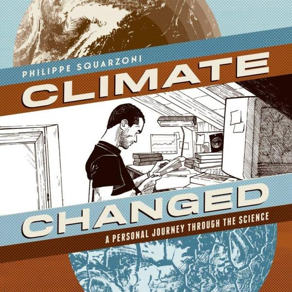 Cover for Climate Changed.