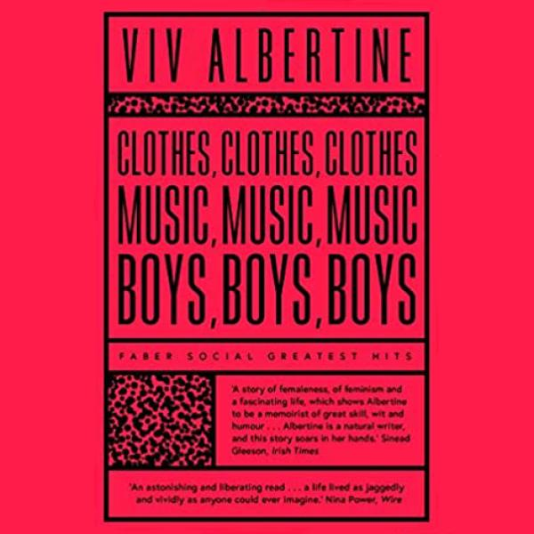 The cover of clothes, music, boys