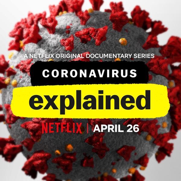 Cover for Coronavirus Explained.