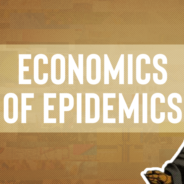 Cover of Economic Lessons from Past Pandemics.