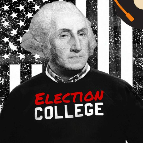 Cover of Election College podcast.