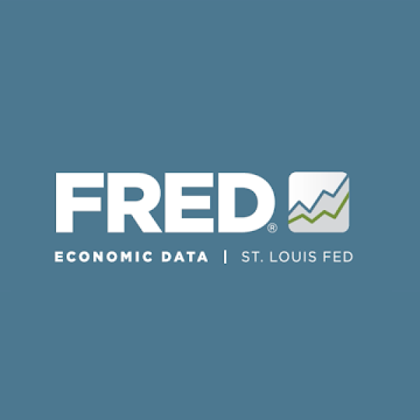 Logo for the FRED Blog.