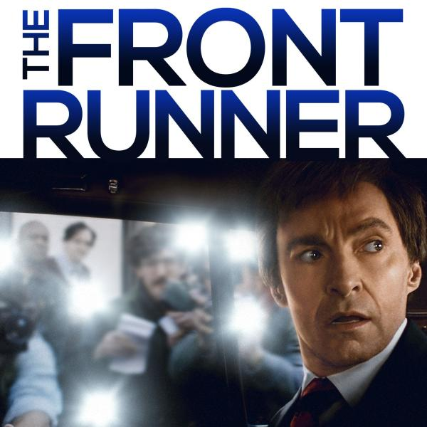 Cover of the Front Runner.