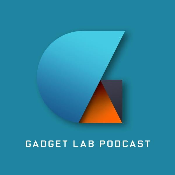 Cover for Gadget Lab Podcast.