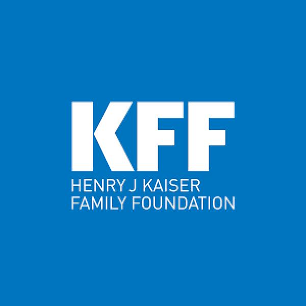 Logo for KFF.