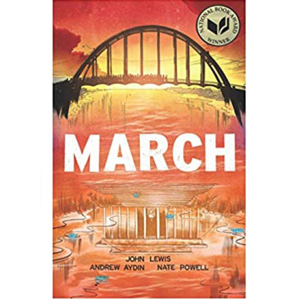 The cover of March