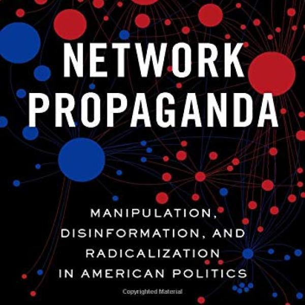 Cover of Network Propaganda.