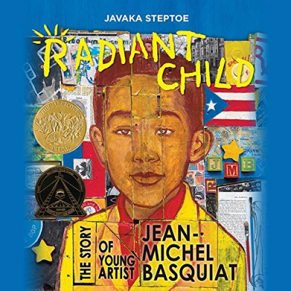 The cover of Radiant Child