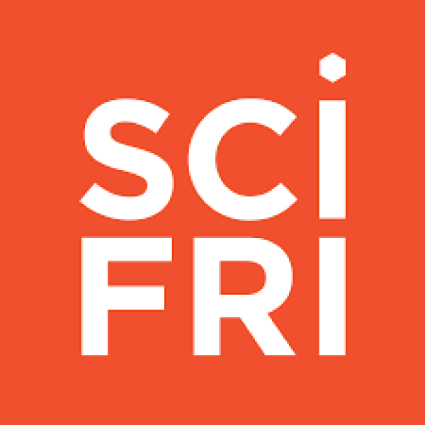 Cover for Science Friday.