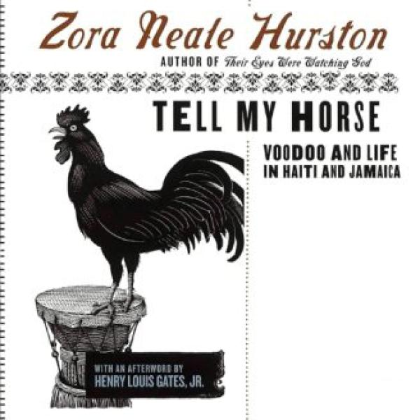 The cover of Tell My Horse
