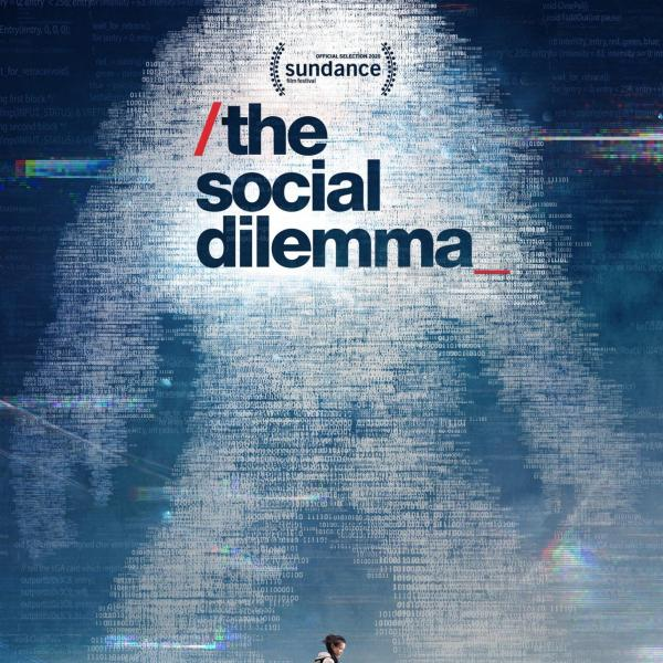 Cover of the Social Dilemma.
