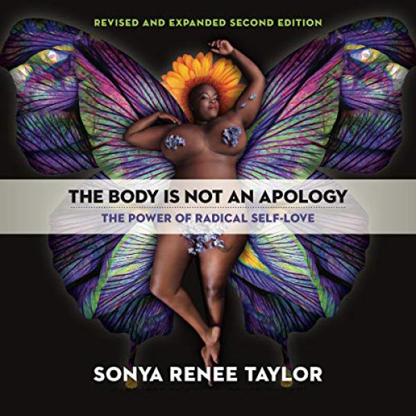 The cover of The Body is Not an Apology