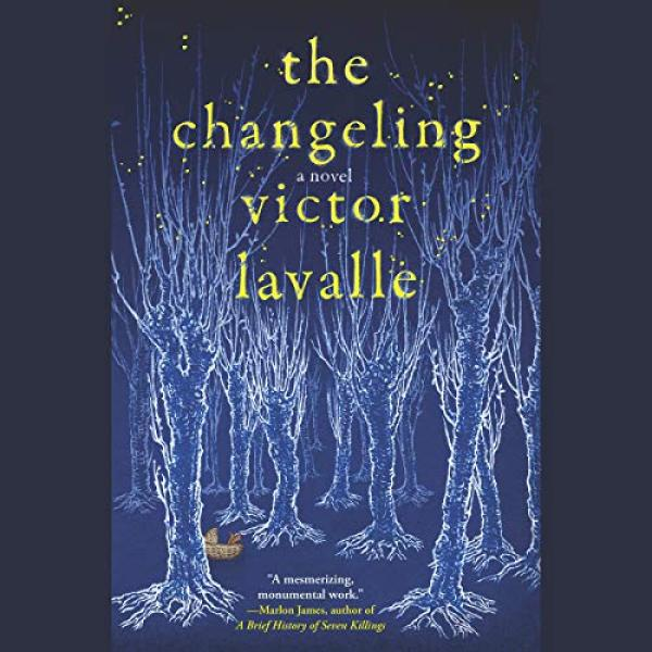 The cover of The Changeling