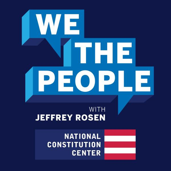 Cover for We the People podcast.