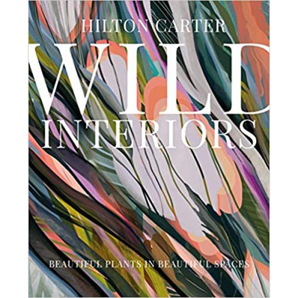 The cover of Wild Interiors