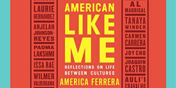 Cover of American like me book
