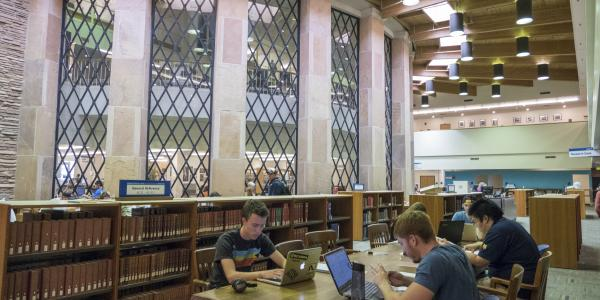 Norlin Library: How to Book A Study Room - YouTube