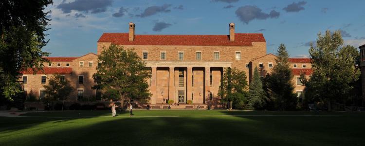Norlin Library exterior