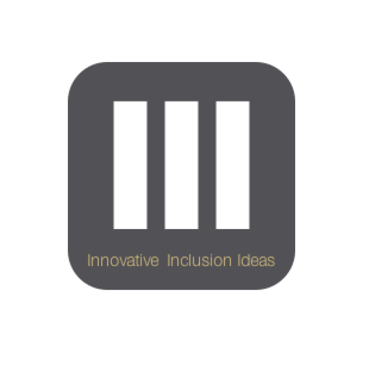The Innovation Inclusive Ideas Logo