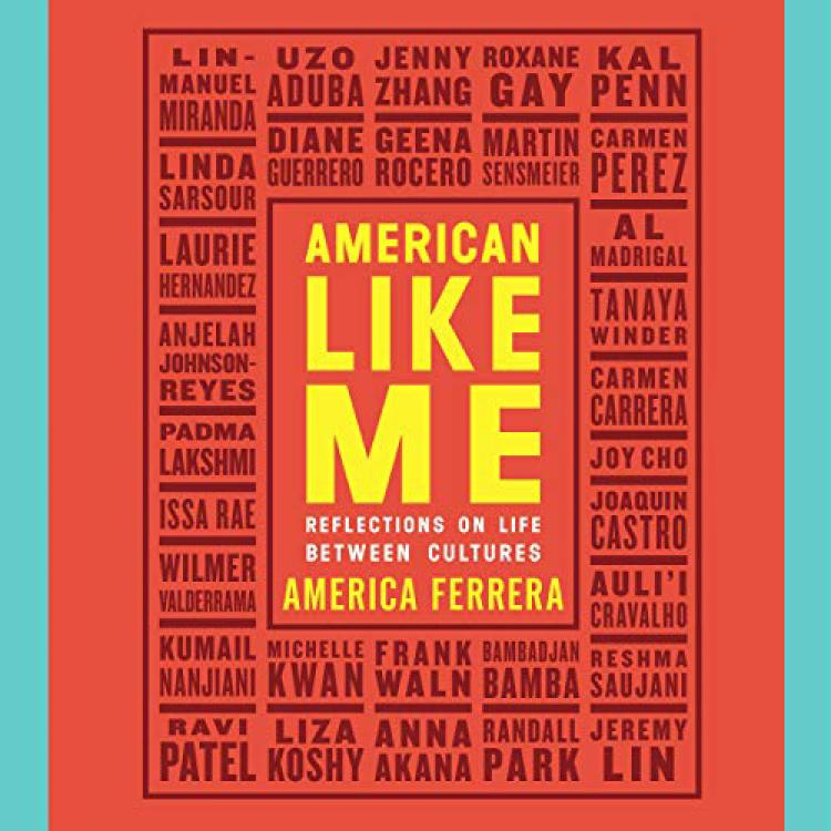 The cover of American Like Me