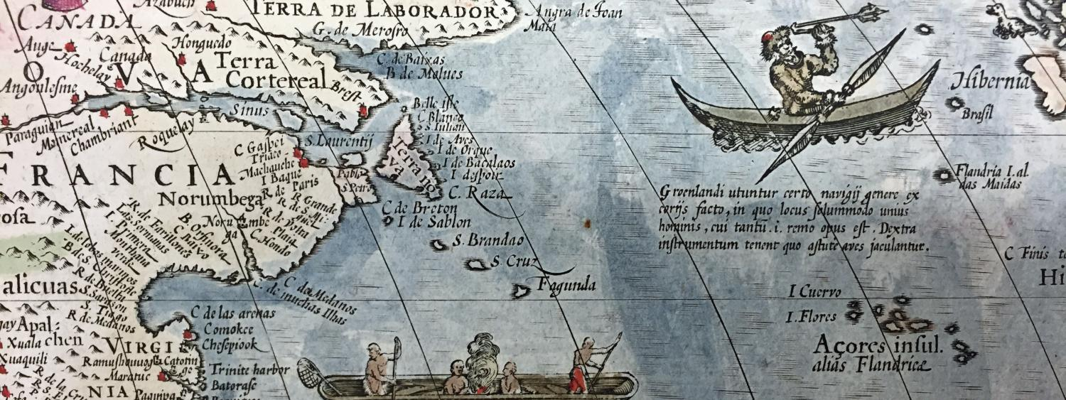 CU Boulder Special Collections & Archives Mercator