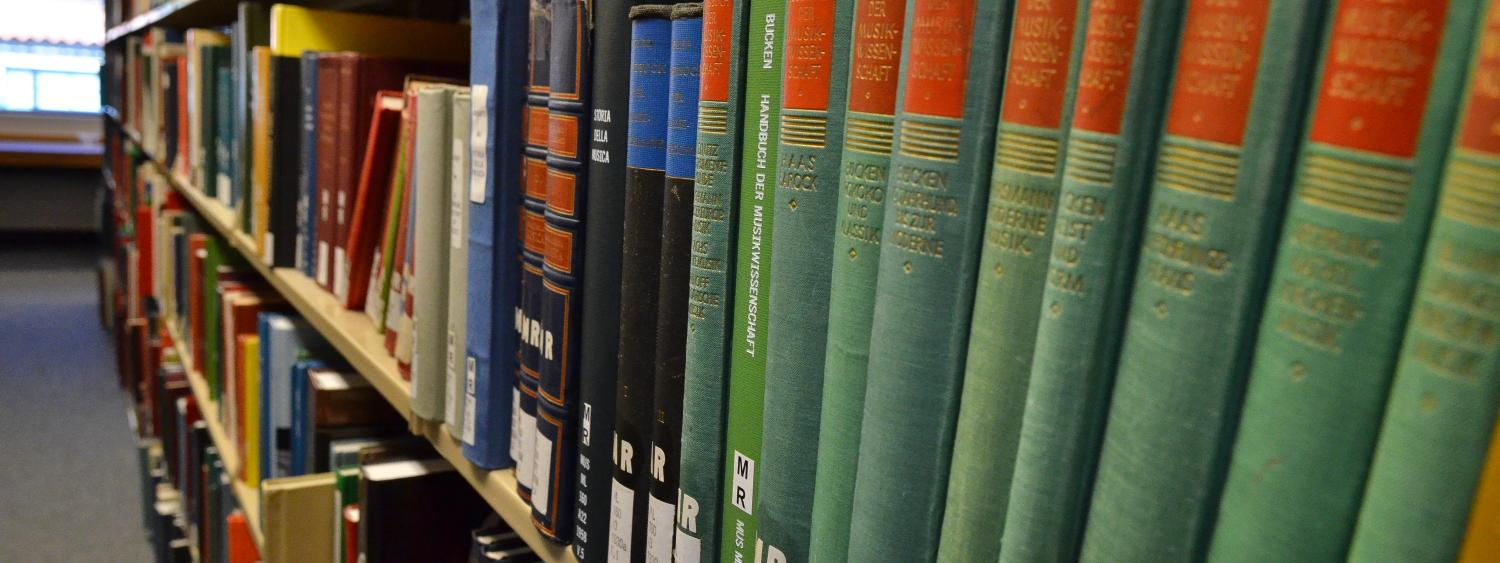 CU-Boulder University Libraries Music Library