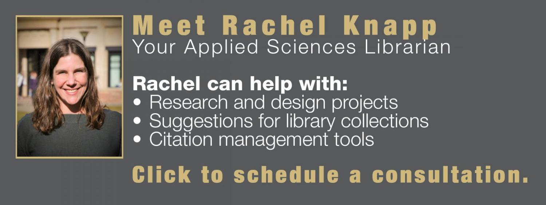 Contact Rachel.Knapp@Colorado.edu,303-735-5181, or schedule a consultation.