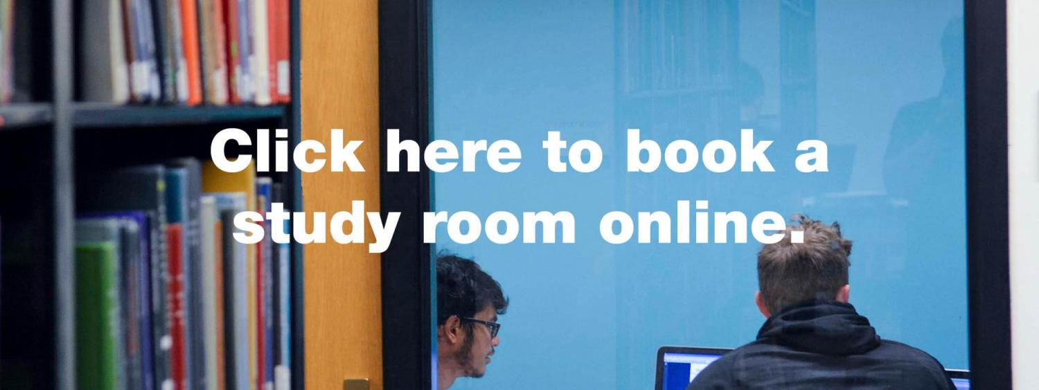 Click this image to book a study room.