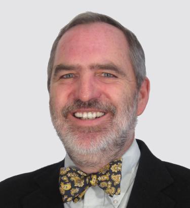 Headshot photo of Christopher Lane, guest speaker