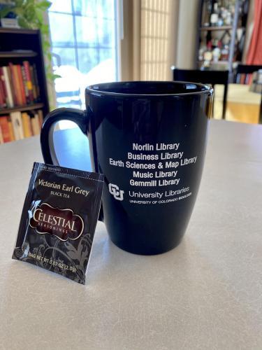 tea with mug