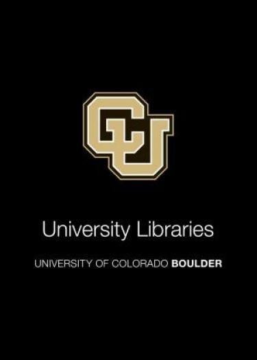 CU Boulder Libraries logo