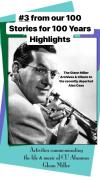 #3: The Story of Glenn Miller and a tribute to Alan Cass, the recently departed archivist who led the effort for the Glenn Miller Archives.