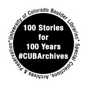 100 Stories for 100 Years Archives logo
