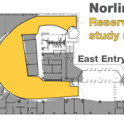 Map of Norlin Commons