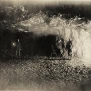 Coal miners in Axial, Colorado circa 1920s
