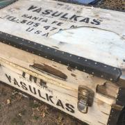 trunk stamped Vasulka