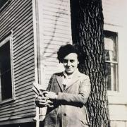 A woman in the Lynch family.