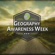 Geography Awareness Week image.
