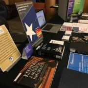 Library materials at the CMCI Conference