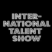 Marque style International Talent Show sign