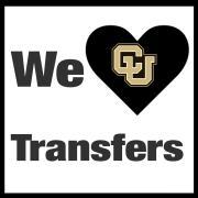 We love transfer students at CU Boulder.